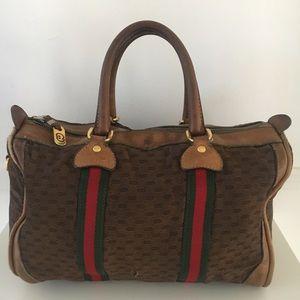f14180acfd8e43 Gucci Bags | Auth Vintage Boston Speedy Supreme Bag | Poshmark